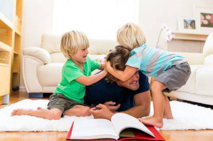 educare i figli