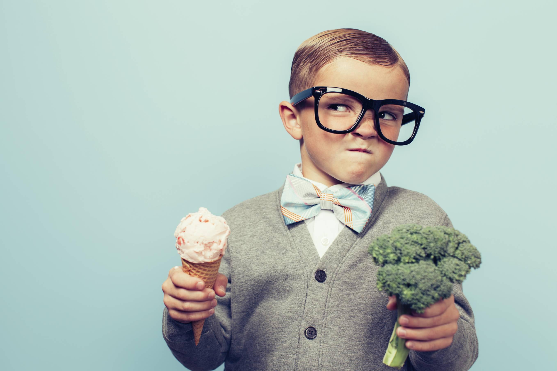 Preferenze di gusto nei bambini: perché lo zucchero piace più dei broccoli?