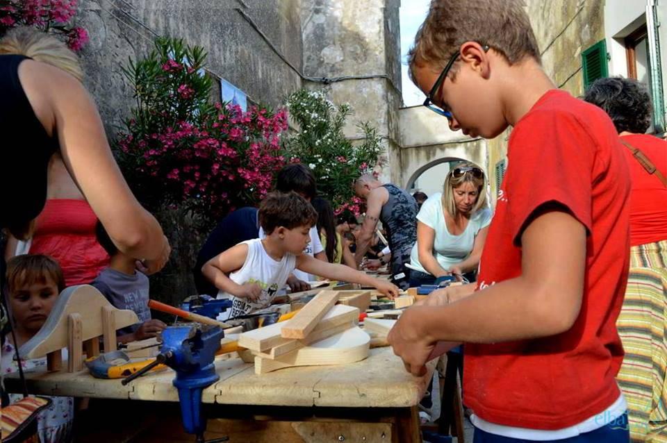 bambini Isola d'Elba