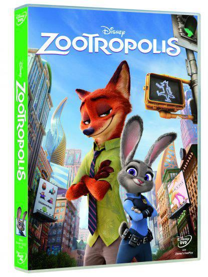 DVD_Zootropolis