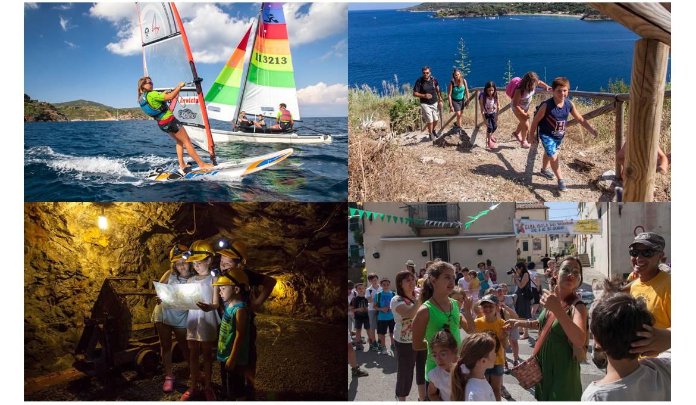 """Elba, """"l'isola dei bambini"""": la meta perfetta per le vacanze in famiglia (FOTO)"""