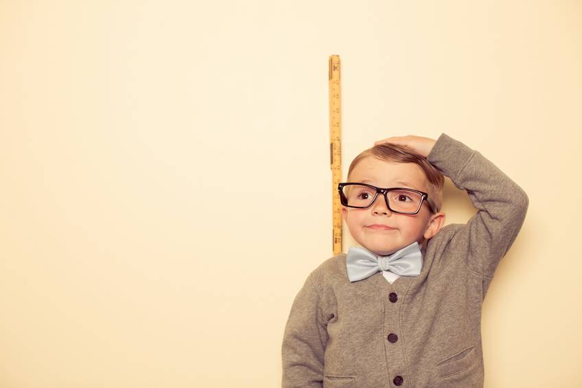 La formula per predire l'altezza dei figli prima della nascita