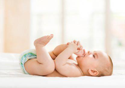 capacità dei neonati