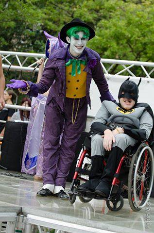 disabilità e cosplay