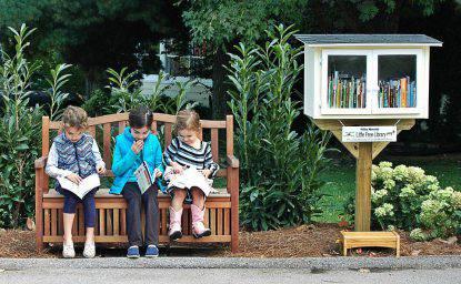 biblioteche di quartiere
