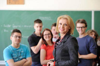 Giovani e educazione casa e scuola