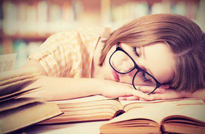Adolescenti e sonno un problema per la concentrazione