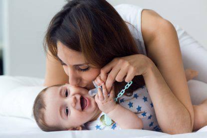 Diventare mamma tardi non è uno svantaggio