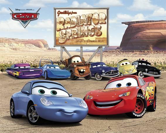 01119 - Disney - Cars