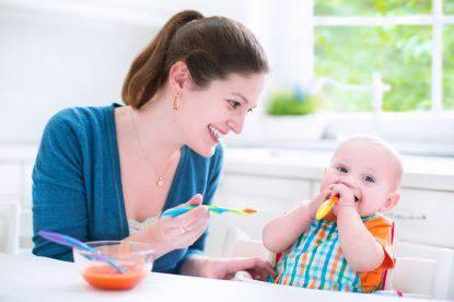 alimentazione per i bambini