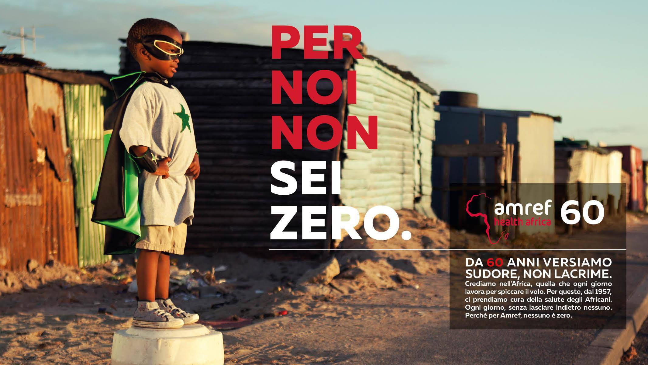Africa per noi non sei zero