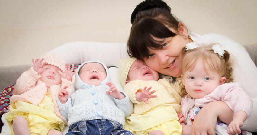 tripletta di gemelli