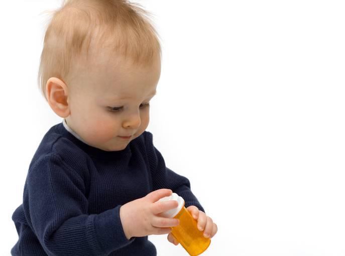 Bambini e medicine