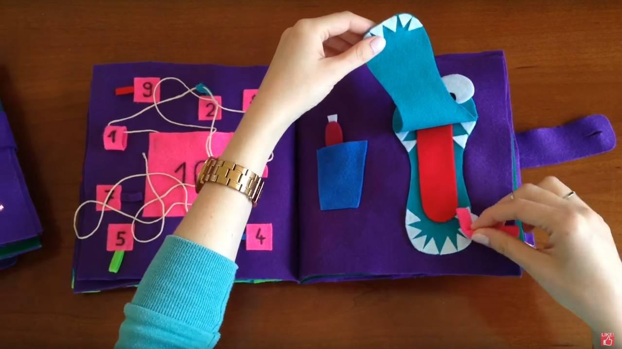 Top 10 suggerimenti per creare libri tattili per i bambini da 0 a 2 anni : FN48