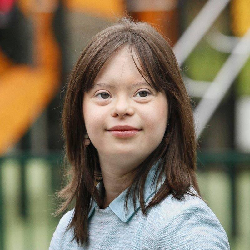 Una ragazza down è il nuovo volto del meteo su France 2