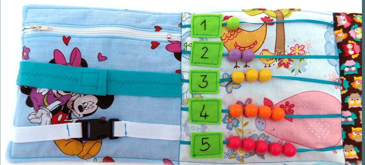 Popolare 10 suggerimenti per creare libri tattili per i bambini da 0 a 2 anni : KZ88