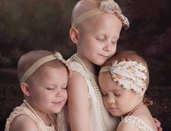 Tre bambine che hanno sconfitto il cancro sono d'ispirazione per tutti – FOTO