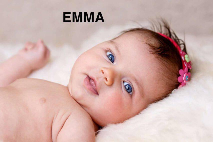 bambina nome emma