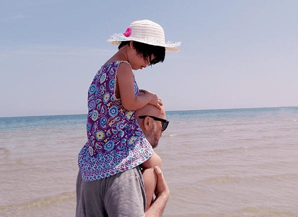 """""""Un bimbo mi aspetta"""": la storia di un papà che ha """"ritrovato"""" la figlia (FOTO)"""