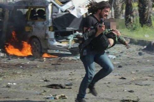 reporter siriano eroe