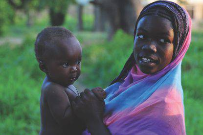 mamma in africa