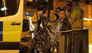 attentato a Manchester