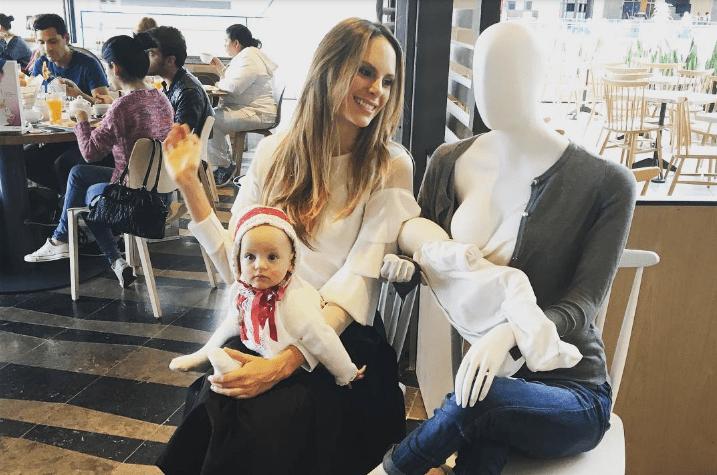 allattamento al seno in pubblico