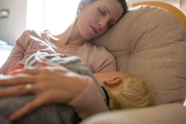 sonno dei genitori