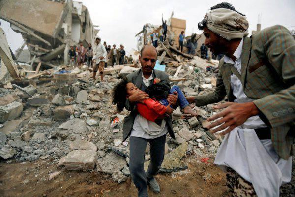 bambini morti in yemen