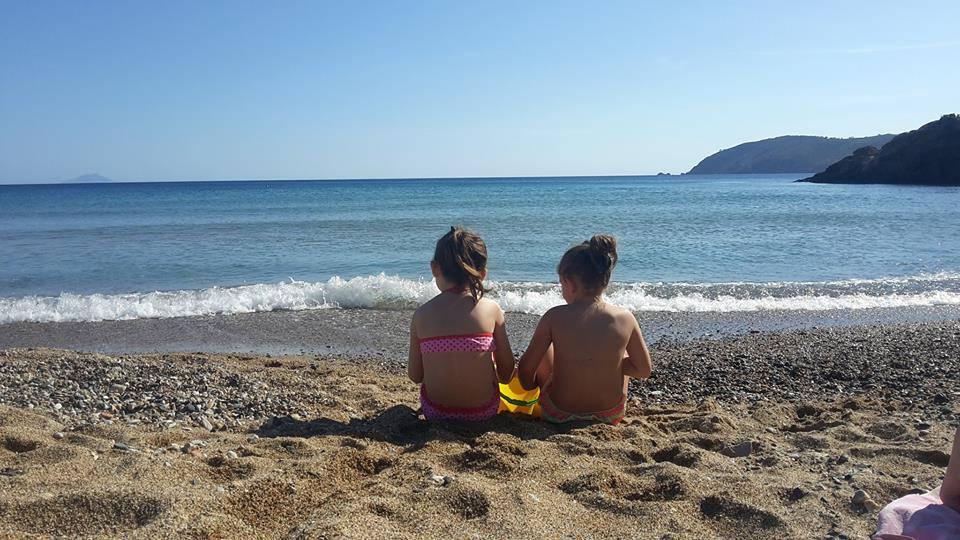 bambine Isola d'Elba
