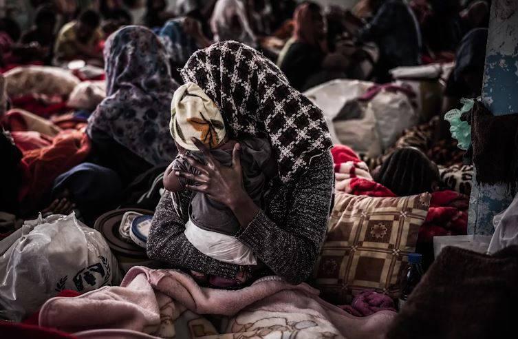 migranti e tratta di esseri umani