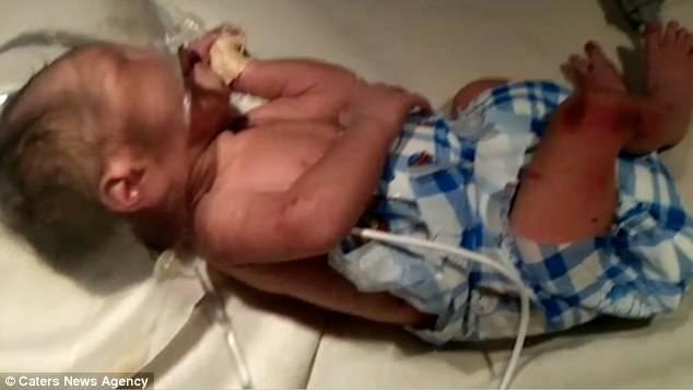 neonata abbandonata