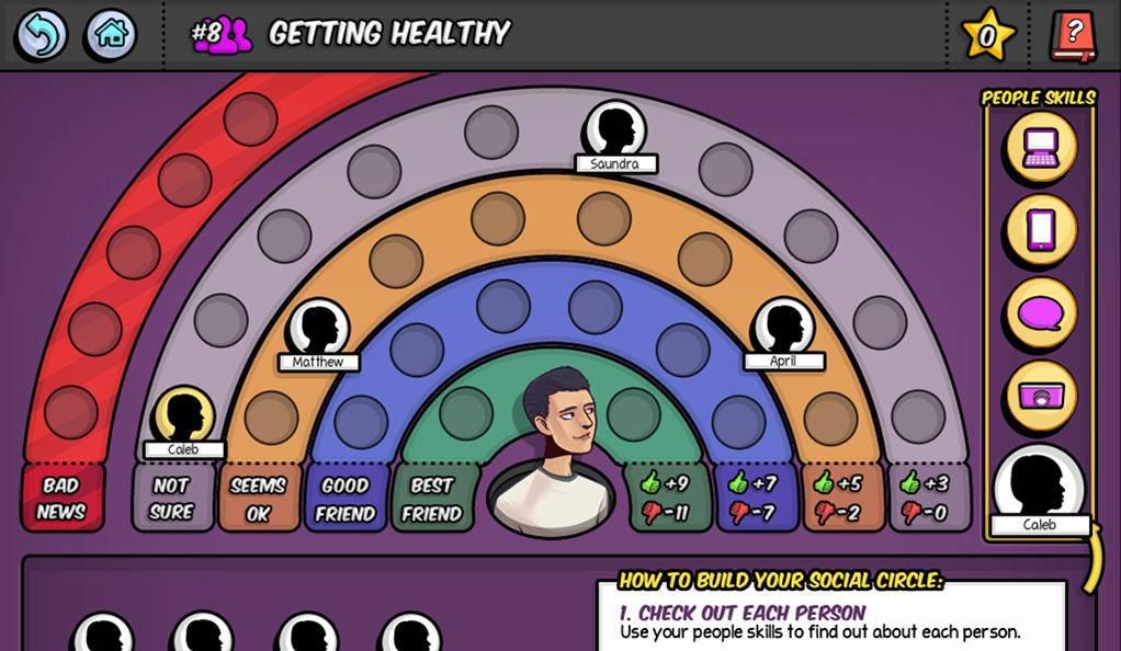 educazione sessuale con un videogioco