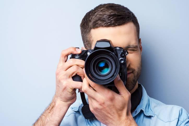 il fotografo e la bambina