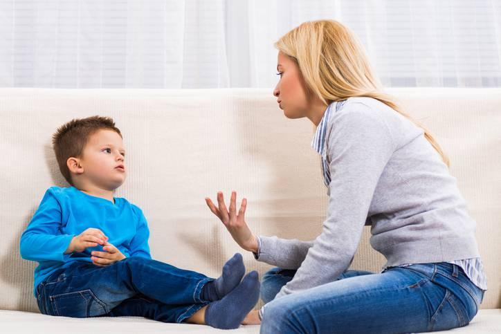 parlare ai figli di eventi drammatici