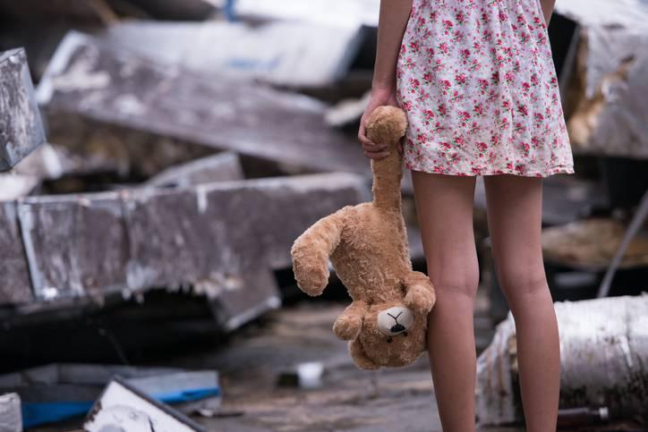 traffico di esseri umani