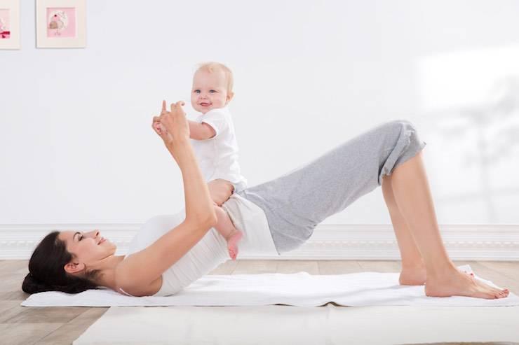 donna esercizi pavimento pelvico