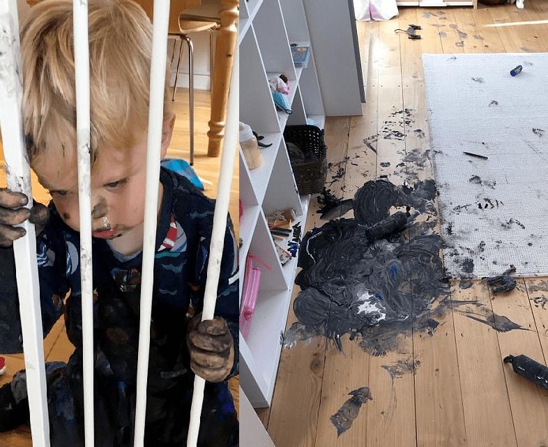 """""""Mio figlio ha fatto centinaia di euro di danni"""": lo sfogo virale di una mamma"""