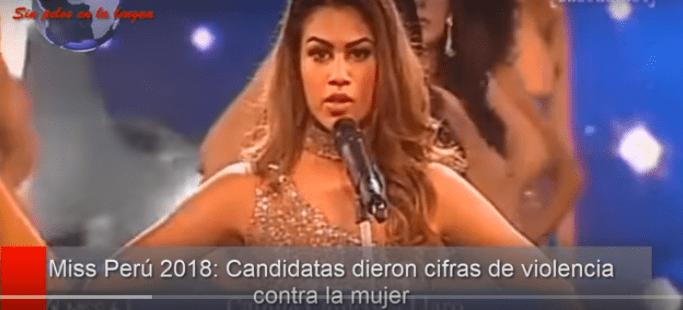 Miss Perù