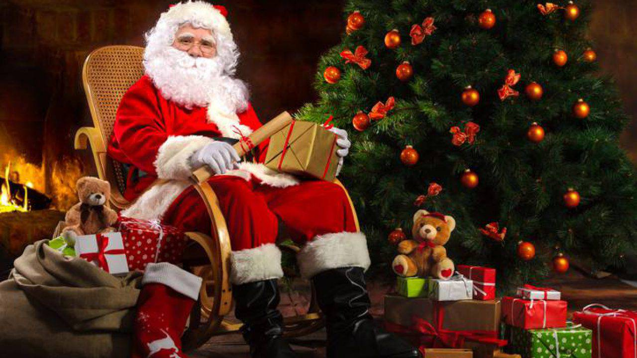 Babbo Natale E San Nicola.La Storia Di Babbo Natale Come San Nicola E Diventato Babbo