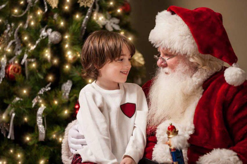 credere a Babbo Natale