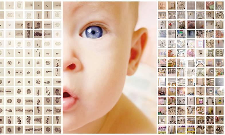 """""""Ricordando il bambino"""": una mostra che parla della perdita di un figlio"""