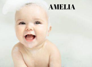 bambina nome amelia