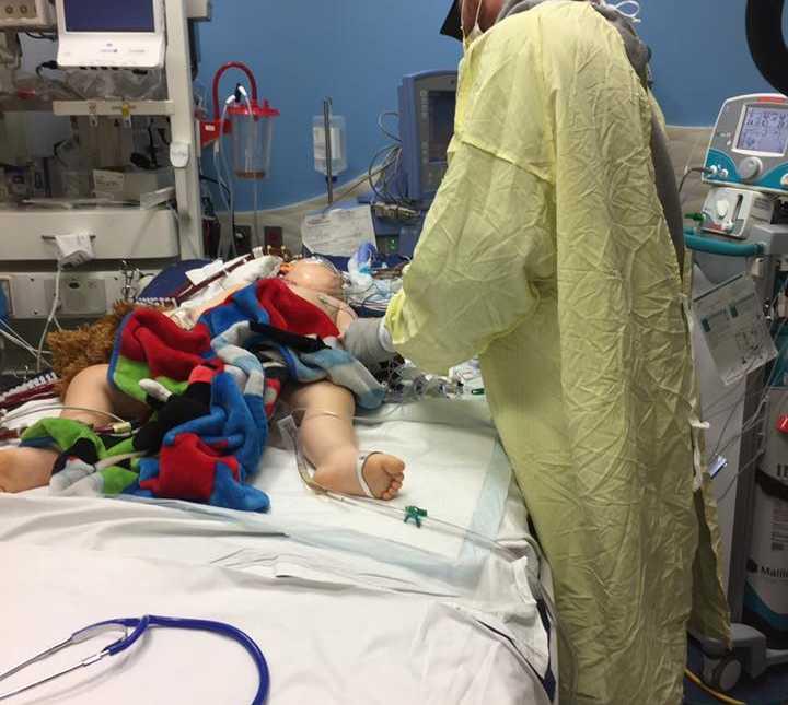 Bari, 26enne incinta in coma per l'influenza: parto al sesto mese per salvare la bambina