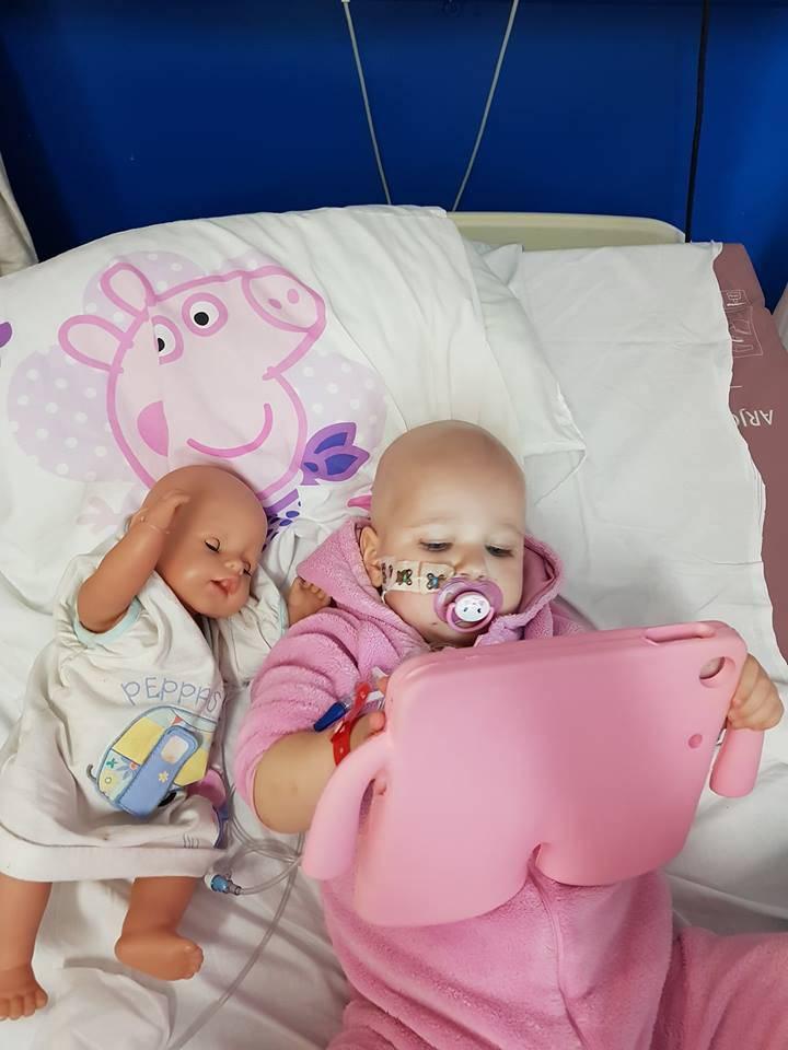 bambina con leucemia 2