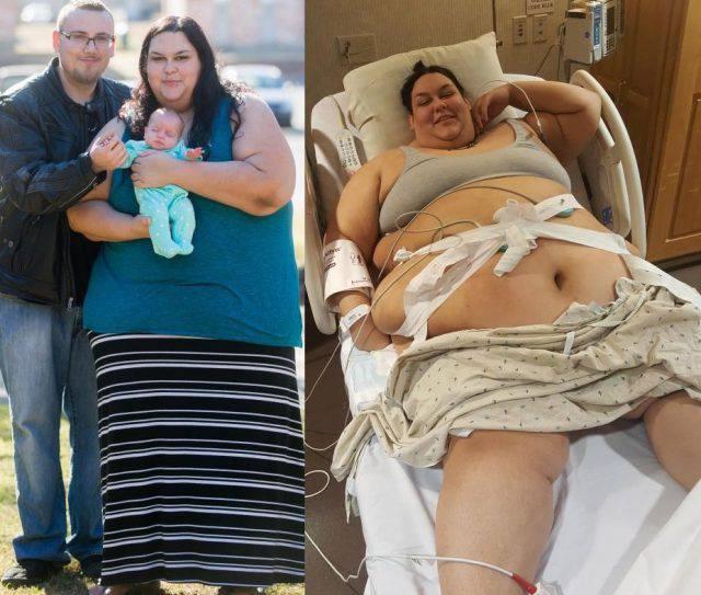 donna più grassa del mondo