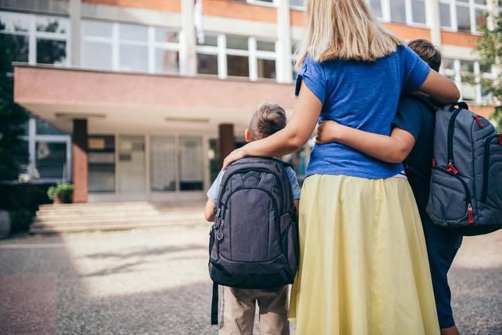educazione figli prima a casa
