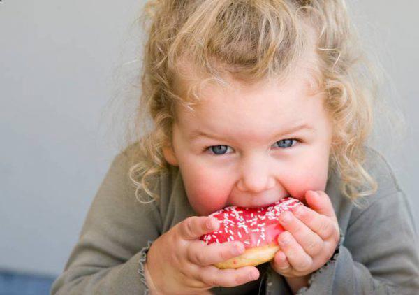 Bambini, alimetanzione e distrurbi dell'attenzione e comportamento