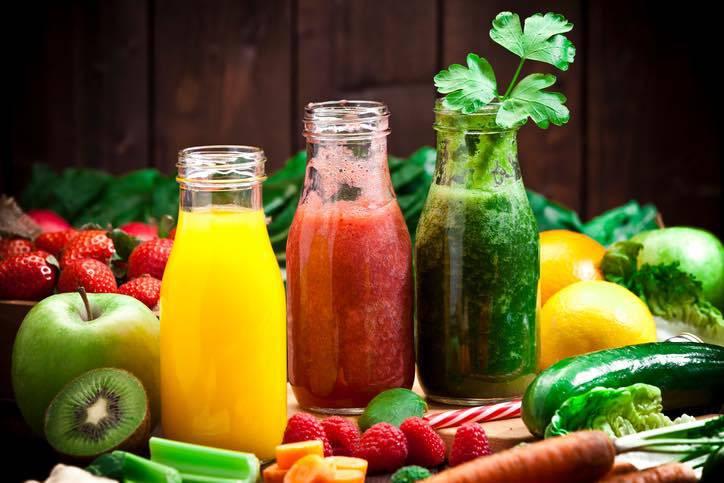 frutta e verdura importanti per essere idratati