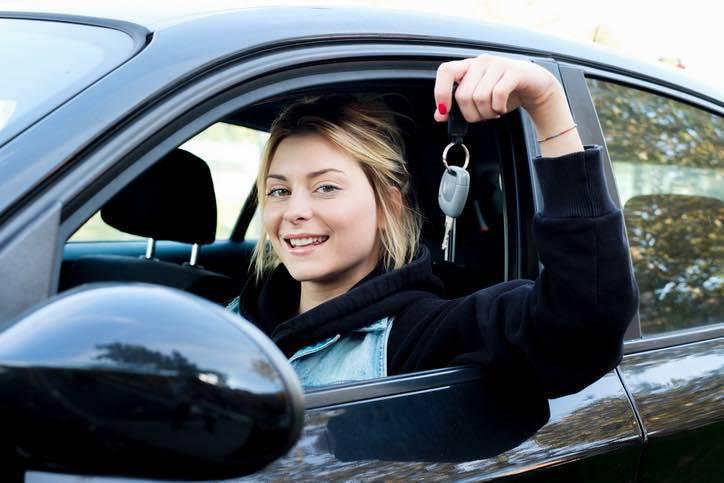 giovani e patente